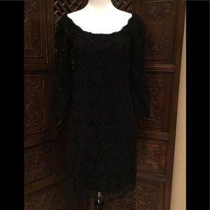 🦋 WHITE HOUSE BLACK MARKET DRESS NWT SIZE 0 - XS